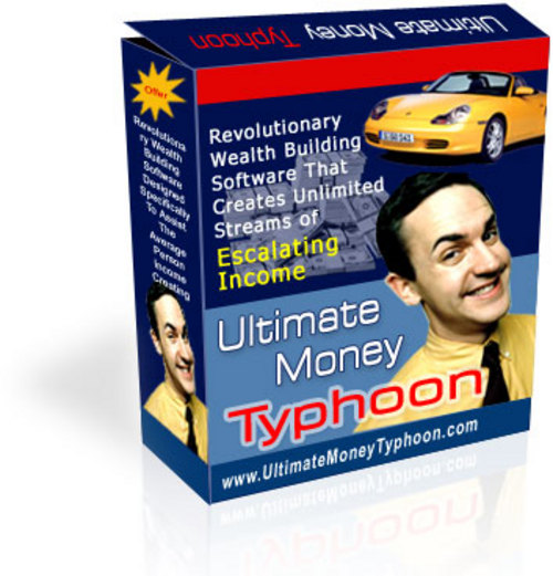 Product picture Ultimate money typhoon Guaranteed! Full Version