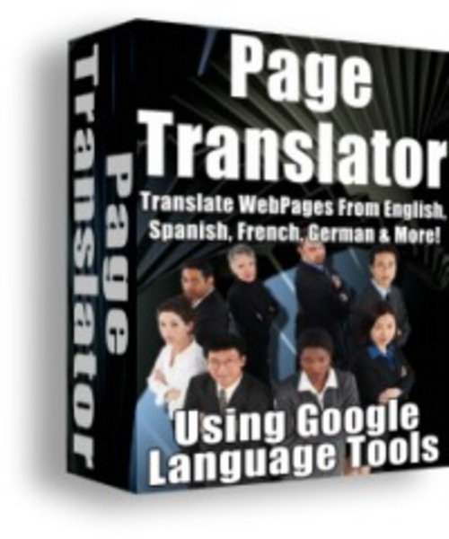 Product picture ¡New! Page Translator Mrr. Guaranteed Full Version