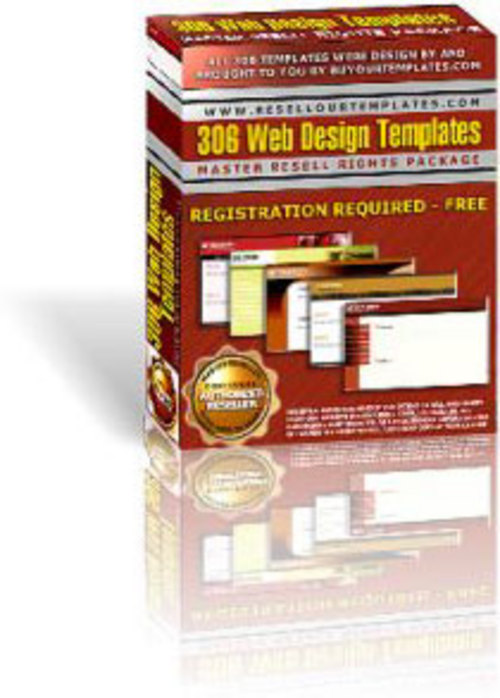 Product picture Web Design Packages Guaranteed Full Version