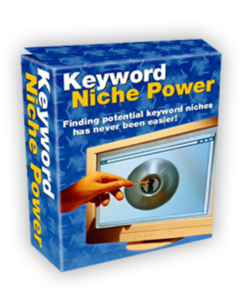 Product picture Keyword Niche Power ¡Guaranteed! Full Version
