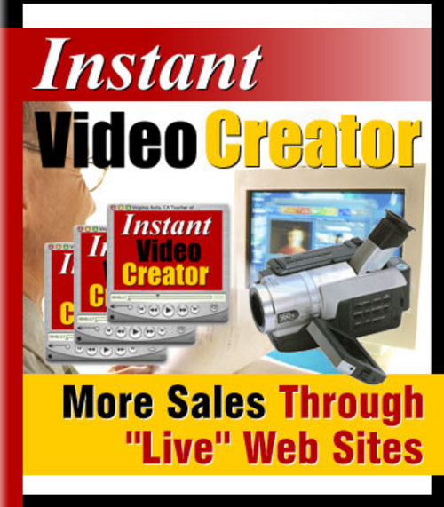 Product picture Instant Video Creator ¡Guaranteed! Full Version