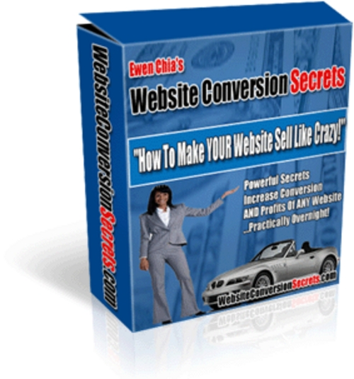 Product picture Website Conversion Secrets ¡Guaranteed! Full Version