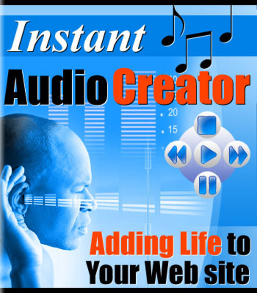 Product picture Instant Audio Creator ¡Guaranteed! Full Version