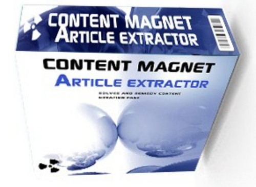 Product picture Content Magnet  ¡GUARANTEED! Full Version