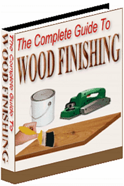 Product picture WOOD finishing ¡GUARANTEED! Full Version